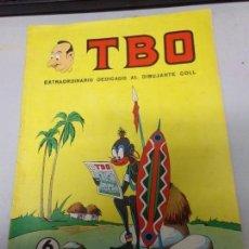Tebeos: TBO EXTRAORDINARIO DEDICADO A COLL - 6PTAS. Lote 169718024