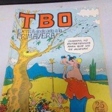 Tebeos: TBO EXTRA DEDICADO A LA PRIMAVERA. Lote 169718868