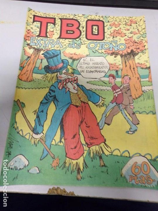 TBO EXTRA DE OTOÑO (Tebeos y Comics - Buigas - TBO)