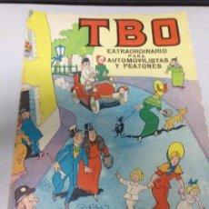 Tebeos: TBO / EXTRAORDINARIO PARA AUTOMOVILISTAS Y PEATONES -1964. Lote 169719824