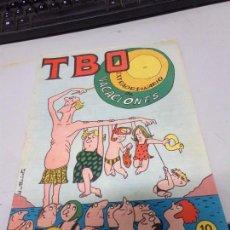 Tebeos: TBO EXTRAORDINARIO DE VACACIONES PARA 1958. Lote 169720656