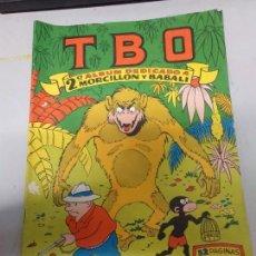 Tebeos: TBO EXTRA MORCILLON Y BABALI 2º ALBUM. Lote 169723696