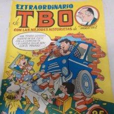 Tebeos: EXTRAORDINARIO DE TBO LAS MEJORES HISTORIETAS DE SALVADOR MESTRES. Lote 169730536