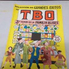 Tebeos: SELECCION DE GRANDES EXITOS DE TBO. 3º ALBUM DE LA FAMILIA ULISES. BUIGAS.. Lote 169732220