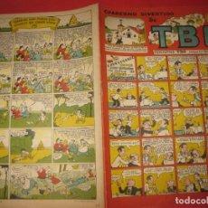 Tebeos: TBO CUADERNO DIVERTIDO. SIN NUMERAR POSIBLE Nº 34.. Lote 171009983
