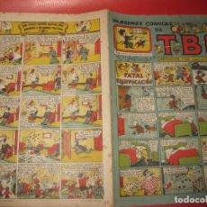 Tebeos: TBO IMAGENES COMICAS. SIN NUMERAR POSIBLE Nº 27.. Lote 171011334
