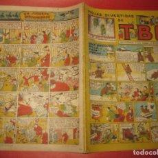Tebeos: TBO HOJAS DIVERTIDAS SIN NUMERAR POSIBLE Nº 26.. Lote 171011900