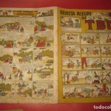 Tebeos: TBO REVISTA ALEGRE SIN NUMERAR POSIBLE Nº 24.. Lote 171012057