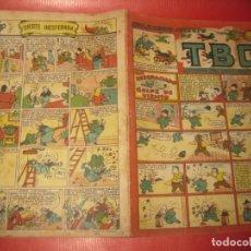 Tebeos: TBO CUADERNO SELECTO SIN NUMERAR POSIBLE Nº 37.. Lote 171013358