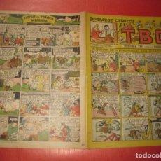 Tebeos: TBO CHISPAZOS COMICOS SIN NUMERAR POSIBLE Nº 36.. Lote 171013712