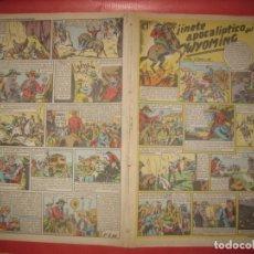 Tebeos: EPISODIOS Y AVENTURAS DE S. EDICIONES TBO. EL JINETE APOCALIPTICO DEL WYOMING.. Lote 171166128
