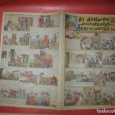 Tebeos: EPISODIOS Y AVENTURAS DE S. EDICIONES TBO. EL DESIERTO DE LAS PLANTAS CARNIVORAS.. Lote 171166203
