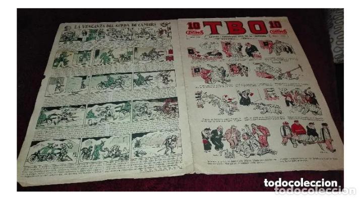 TBO 1ª EPOCA Nº 766 (Tebeos y Comics - Buigas - TBO)