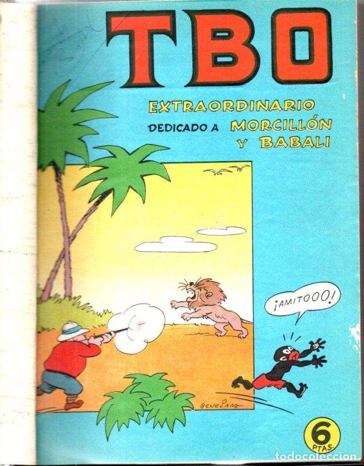 Tebeos: 52 TBO ENCUADERNADOS AÑO 1966 - INCLUYE ALMANAQUE Y EXTRAS - Foto 5 - 171782993