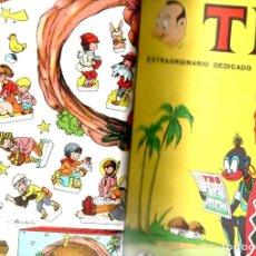 Tebeos: 52 TBO ENCUADERNADOS AÑO 1966 - INCLUYE ALMANAQUE Y EXTRAS. Lote 171782993