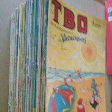 Tebeos: EXTRAS Y ALMANAQUES ENTRE 1964 - 1972 COMPLETA DE 57 NS-. Lote 171798770