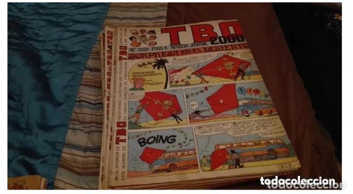 TBO 2000 LOTE DE 38 NUMEROS ALGUNOS ESTUVIERON ENCUADERNADOS LEER DESCRIPCION (Tebeos y Comics - Buigas - TBO)