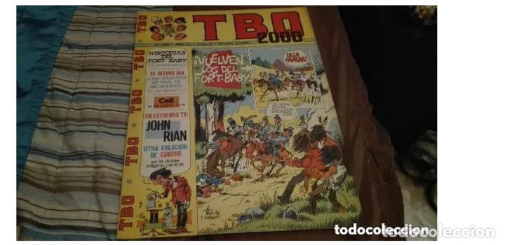 Tebeos: TBO 2000 LOTE DE 38 NUMEROS ALGUNOS ESTUVIERON ENCUADERNADOS LEER DESCRIPCION - Foto 4 - 171962799