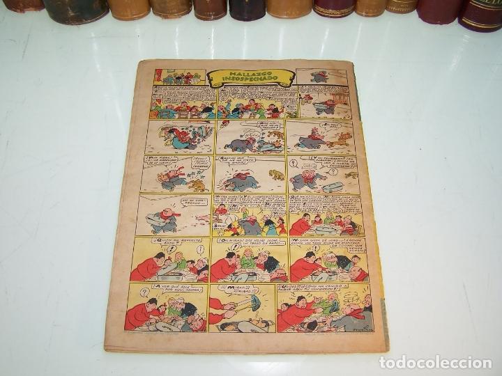 Tebeos: Almanaque humorístico para 1954. TBO. Grado de conservación: 7/10. - Foto 3 - 172243963
