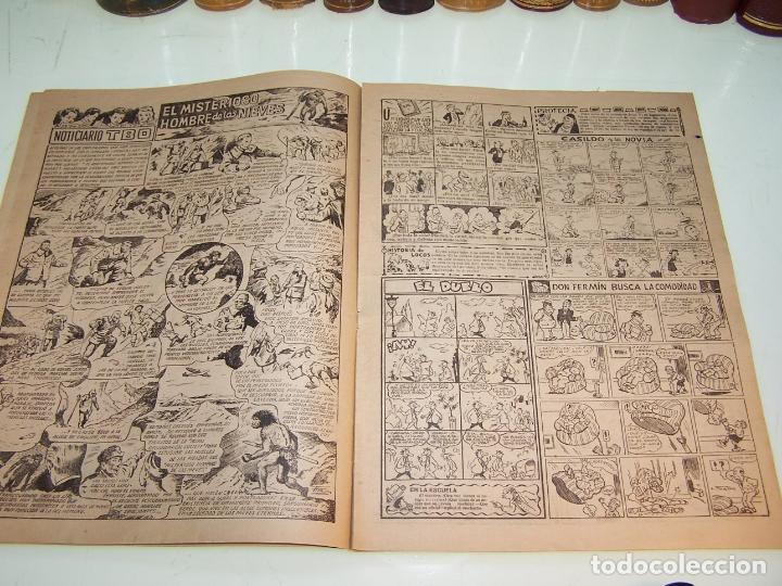 Tebeos: Almanaque humorístico para 1953. TBO. Grado de conservación: 8/10. - Foto 2 - 172244067