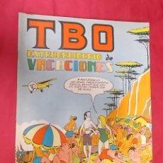 Tebeos: TBO EXTRAORDINARIO DE VACACIONES. BUIGAS. . Lote 172587375