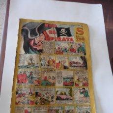 Tebeos: S.EDICIONES TBO AÑO 1947 RED EL PIRATA ORIGINAL. Lote 172682664