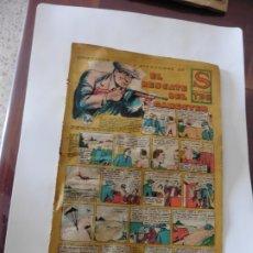 Tebeos: S.EDICIONES TBO AÑO 1947 EL RESCATE DEL GASNSTER ORIGINAL. Lote 172682770