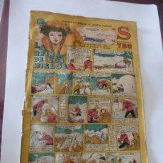 Tebeos: S.EDICIONES TBO AÑO 1947 LA REINA DE LOS HIELOS ORIGINAL. Lote 172683309