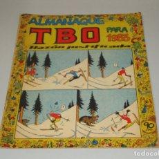 Tebeos: TBO ALMANAQUE 1983 BUEN ESTADO. Lote 172701449