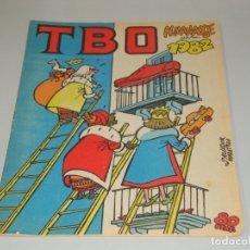 Tebeos: TBO ALMANAQUE 1982 BUEN ESTADO. Lote 172701515
