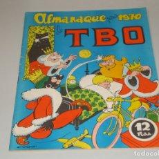 Tebeos: TBO ALMANAQUE 1970 BUEN ESTADO. Lote 172701744