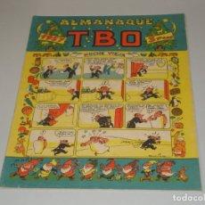 Tebeos: TBO ALMANAQUE 1957. Lote 172705052