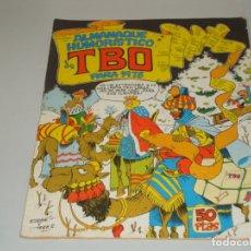 Tebeos: TBO (BUIGAS). ALMANAQUE HUMORISTICO 1978 BUEN ESTADO. Lote 172705359
