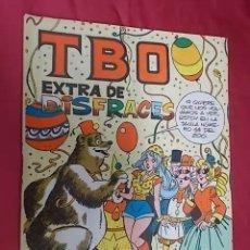Giornalini: TBO EXTRA DE DISFRACES.. BUIGAS. . Lote 172727498