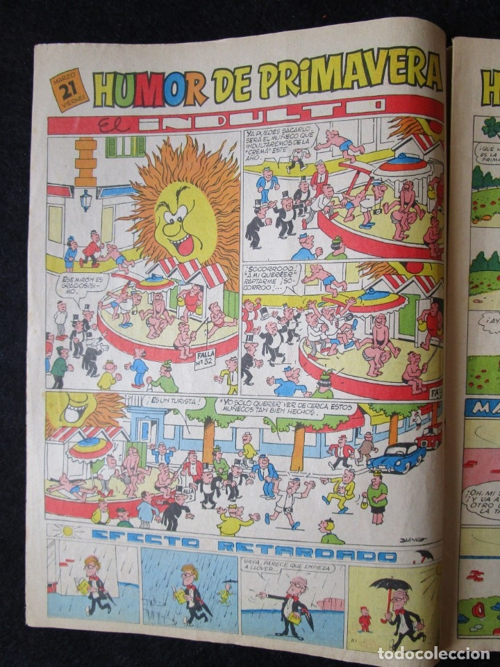 Tebeos: TBO - DÍAS FESTIVOS DE 1969 - - Foto 3 - 173609002