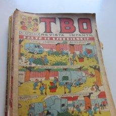 Tebeos: LOTE 16 TEBEOS Nº BUIGAS. CX19. Lote 173788572