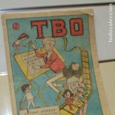 Livros de Banda Desenhada: TBO Nº 330 - BUIGAS -. Lote 173806693