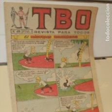 Livros de Banda Desenhada: REVISTA PARA TODOS TBO Nº 409 - BUIGAS -. Lote 173925309