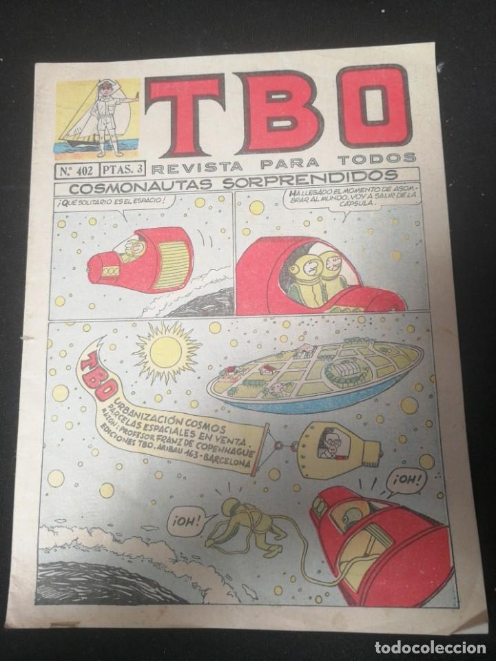 TBO N 402 (Tebeos y Comics - Buigas - Otros)