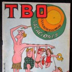 Tebeos: TBO EXTRAORDINARIO DE VACACIONES - BUIGAS 1967. Lote 174997818