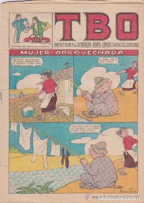 TBO - LOTE DE 5 (Tebeos y Comics - Buigas - TBO)