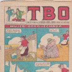 Tebeos: TBO - LOTE DE 5. Lote 175904705