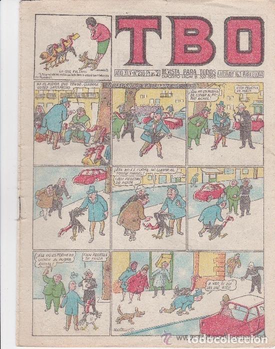 Tebeos: TBO - lote de 5 - Foto 2 - 175904705