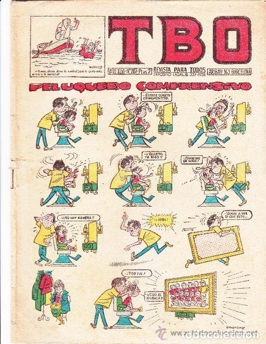 Tebeos: TBO - lote de 5 - Foto 3 - 175904705