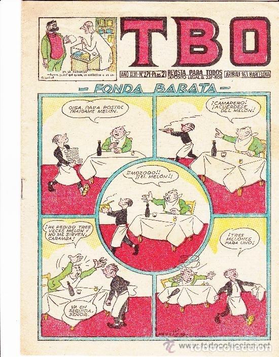 Tebeos: TBO - lote de 5 - Foto 4 - 175904705