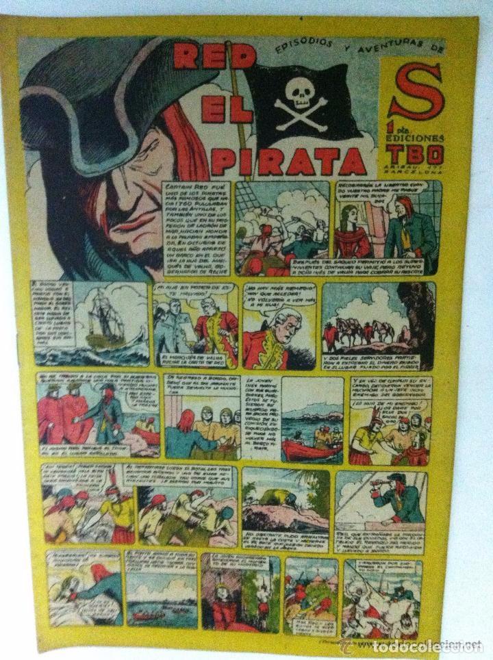 S DE TBO - (Tebeos y Comics - Buigas - Otros)
