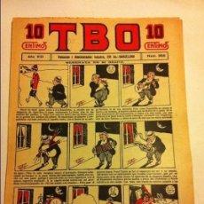 Tebeos: TBO .- Nº. 366- AÑO VIII- AÑO 1924 - COMPLETAMENTE NUEVO - 10 CTS. Lote 177666520