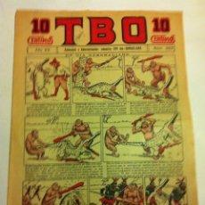Tebeos: TBO .- Nº. 342- AÑO VIII- AÑO 1924 - COMPLETAMENTE NUEVO - 10 CTS. Lote 177666772