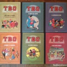 Tebeos: EL TBO DE SIEMPRE ,RECOPILATORIO 6 TOMOS ED.B, LOS INVENTOS .. FAMILIA ULISES ... HOLLYWOOD .... Lote 177978229