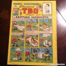 Tebeos: TBO - EXTRAORDINARIO CUVILLIER (MUY BIEN CONSERVADO). Lote 178296880